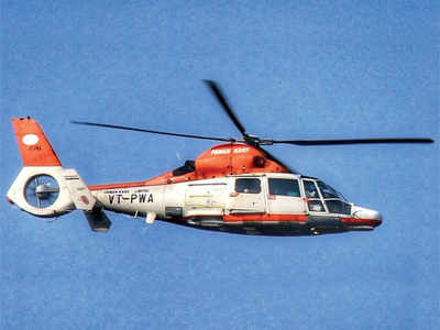 Pawan Hans chopper carrying ONGC officers crashes, 5 dead; Search operation continues on Sunday