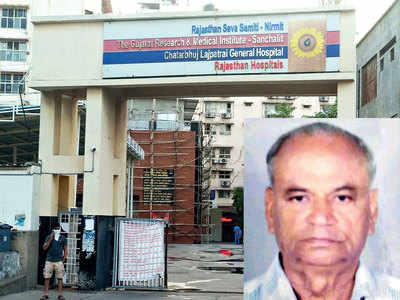 Emergency Covid patient forced to wait outside hospital for 30 mins, dies