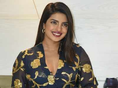 Priyanka Chopra nominates herself as the first female Bond