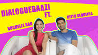 Bollywood Dialogue-Baazi Ft. Keith Sequeira and Rochelle Rao |Exclusive| |Nach Baliye 9|