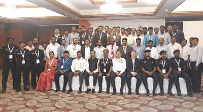 Over 50 participants from Kempegowda International Airport train in CBRN emergencies