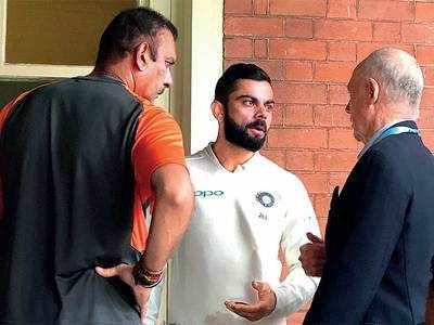 'Imran was comparing Virat Kohli to Sachin Tendulkar'