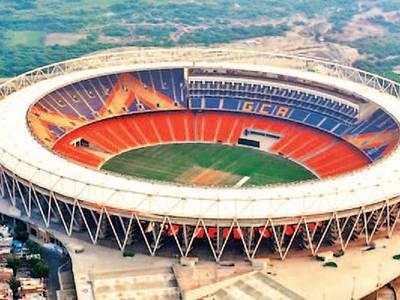 President Kovind to inaugurate Motera Stadium