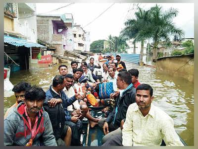 Maharashtra flood: Unsung heroes of Sangli who saved over 15,000 lives