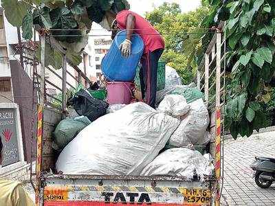 Corporators bring in private players for waste mgmt to compete with SWaCH
