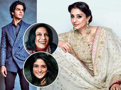 Ishaan Khatter, Tabu and Tanya Maniktala in Mira Nair's next, an adaptation of Vikram Seth's A Suitable Boy