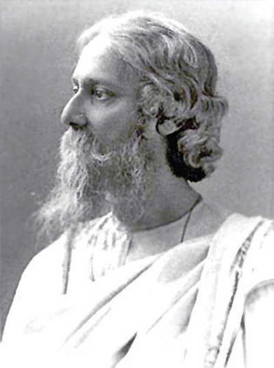 Rabindranath Tagore on the city and the village