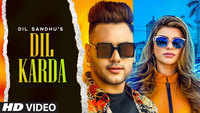 Latest Punjabi Song 'Dil Karda' Sung By Dil Sandhu
