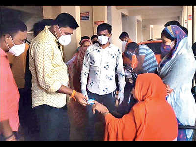Doorstep doctor for Manchar