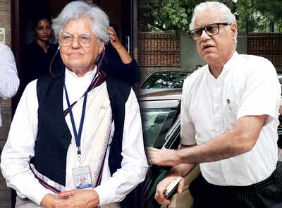 Grover, Jaising get interim protection in FCRA case