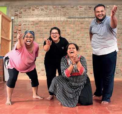 Heavyweights to take centrestage in Bengaluru: Theatre's getting bigger & better