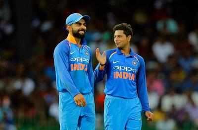 Virat Kohli provides freedom to bowlers: Kuldeep Yadav