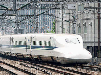 Donors to BJP won 'bullet train' contracts