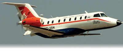 Rains play spoilsport to Saras flight plans