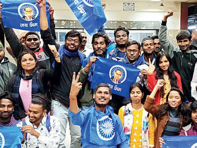 ABVP loses fight on all five seats at CUG