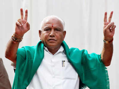 Cong-JD(S) complain against Chief Minister BS Yediyurappa for wooing Lingayats