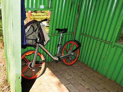 Goodies and free rides on offer to get bicycles back