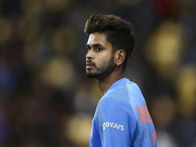 Shreyas Iyer: I'd pick training in the humidity over the hotel's air-conditioning any day