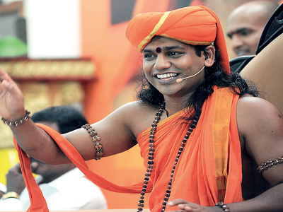 The rise and fall of Nithyananda
