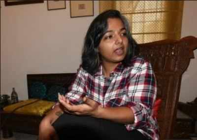 Chandigarh stalking case: Supporting Varnika Kundu, Twitterati takes to hashtag 'Ain't No Cinderella' in response to BJP leader's comment