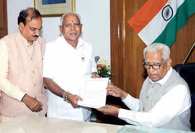 Karnataka Assembly Elections 2018 Results: Loyalist Governor Vajubhai Vala to take a call on who forms govt