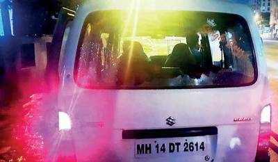 Telecom engineer, employee beaten up in Balewadi area