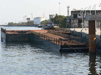 Mumbai-Alibaug Ro-Ro ferry to finally sail