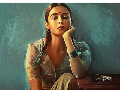 Gangubai Kathiawadi first look: Deepika Padukone, Ranveer Singh, Mahesh Bhatt, and others laud Alia Bhatt