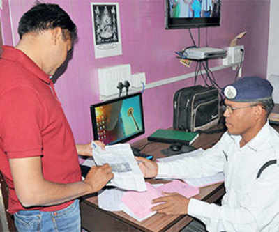 Traffic cops start drive against serial offenders
