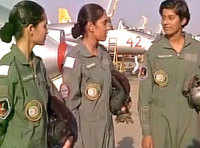 History created: India's first batch of women fighter pilots commissioned