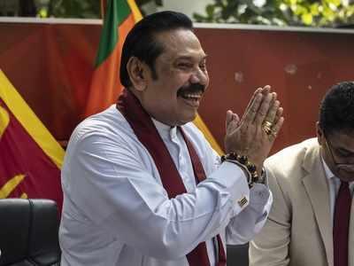 Mahinda Rajapaksa becomes Sri Lanka's new prime minister