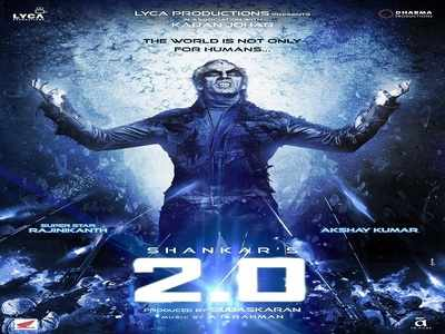2.0 poster: On his birthday, Akshay Kumar reveals his look from Rajnikanth's film