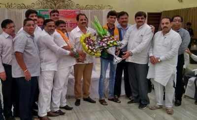 Ulhasnagar's only MNS corporator joins BJP