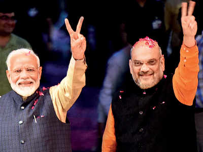 To the power of two: Modi-Shah, the world's most powerful duopoly
