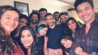The Sky Is Pink: Farhan Akhtar and Shibani Dandekar celebrate film's success with Vidya Balan, sans Priyanka Chopra