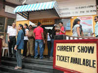 GST check: Multiplexes told to sell only electronic tickets