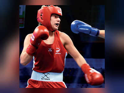 The Kiwi who quit her job to become a boxer