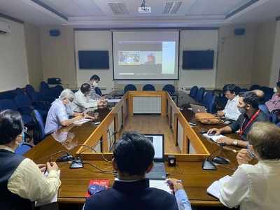 Karnataka minister holds video conference with Kerala health minister to learn how state contained pandemic