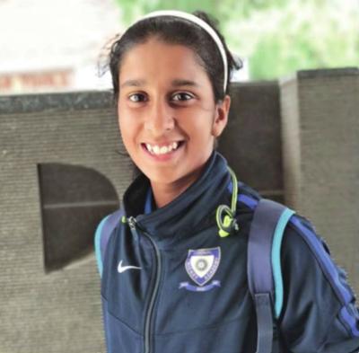 U-19 women's cricket: Bandra girl Jemimah Rodrigues scores an unbeaten 202 against Saurashtra