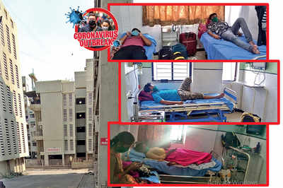 Pune: Wagholi hospital staff evicted from nearby society amid COVID-19 scare