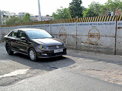 Metro-hit roads a scare this monsoon as well