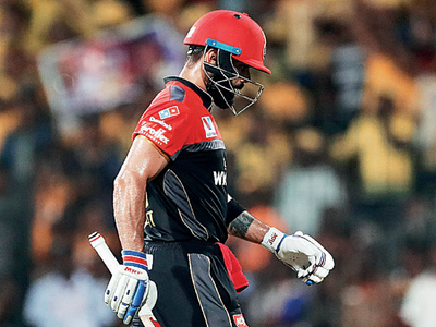 The collapse of Royal Challengers Bangalore