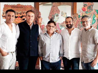 Nitesh Tiwari, Ravi Udyawar reviving Ramayana with a live-action, multilingual trilogy