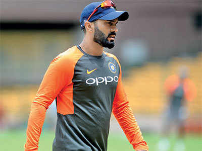 Didn't lose my place to a normal cricketer: DK