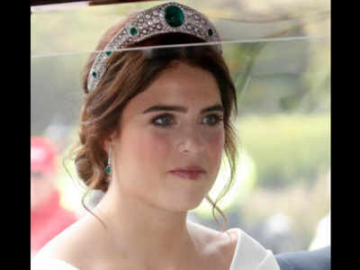 Another royal wedding for Britain as Princess Eugenie weds Jack Brooksbank