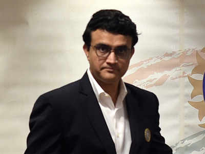 Sourav Ganguly hospitalised after chest pain; condition stable