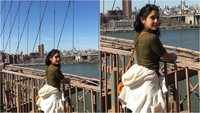 Throwback Thursday: Sara Ali Khan just can't get over her New York trip