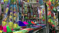Holi: Huge demand of organic colours in Panaji this year