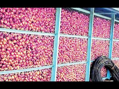 Govt instt devises mechanism to increase shelf life of onions