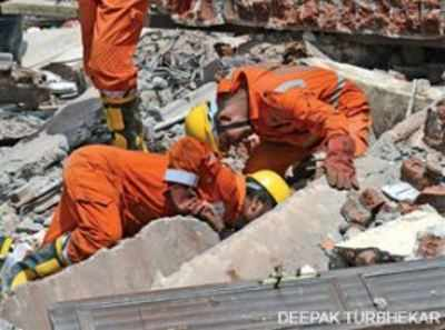 Mumbai building collapse: Family of eight, including a 23-day-old baby, die under debris of Bhendi Bazar building